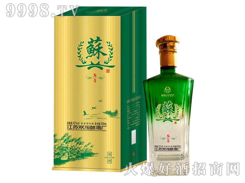 京苏酒S5(绿)