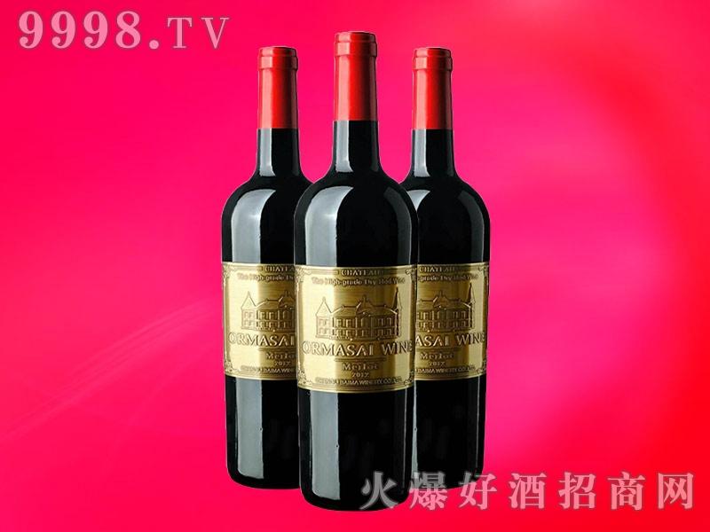 博尔德龙庄园干红洋葱葡萄酒