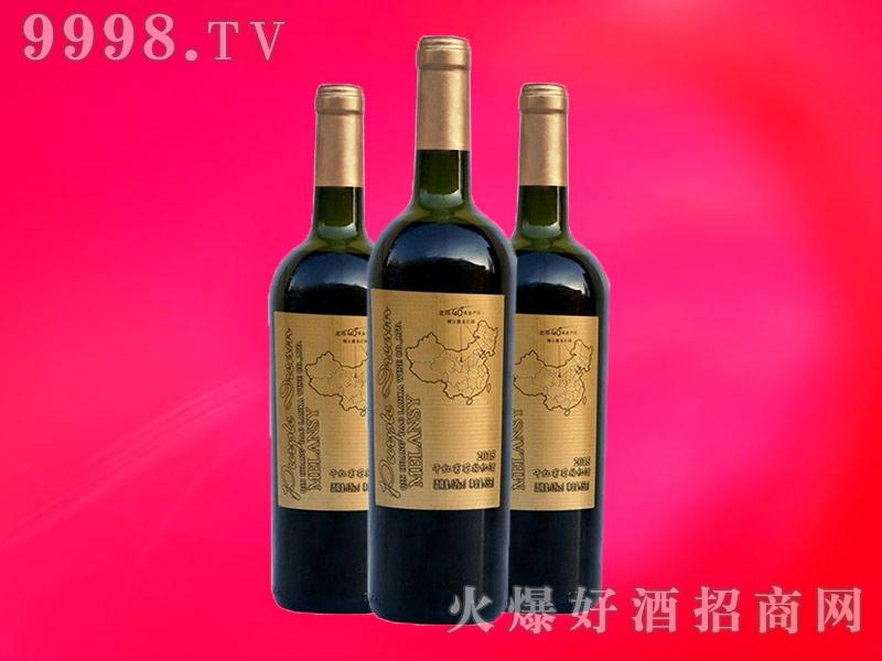 博尔德龙庄园干红枸杞葡萄酒