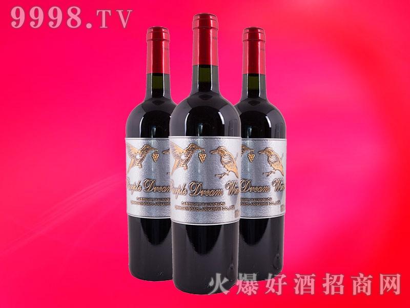 博尔德龙庄园银鹊干红葡萄酒