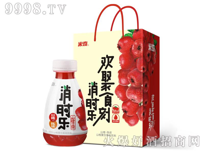 消时乐山楂爽欢聚食刻(袋)
