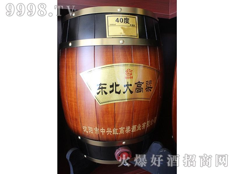 红高粱酒东北大高粱40度