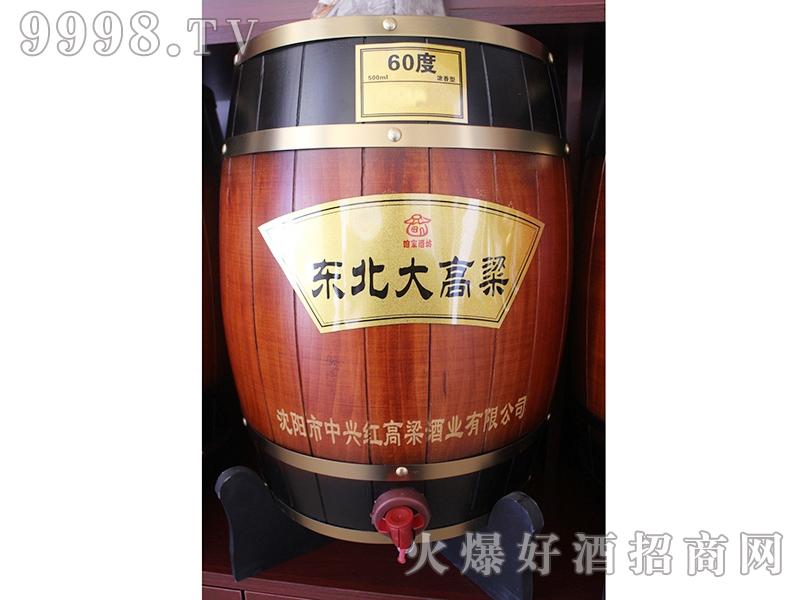 红高粱酒东北大高粱60度