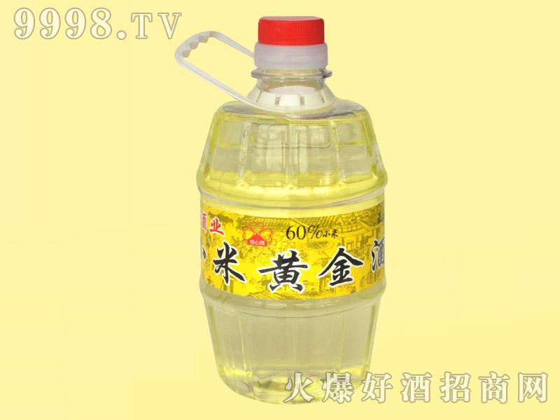 小米黄金酒桶酒