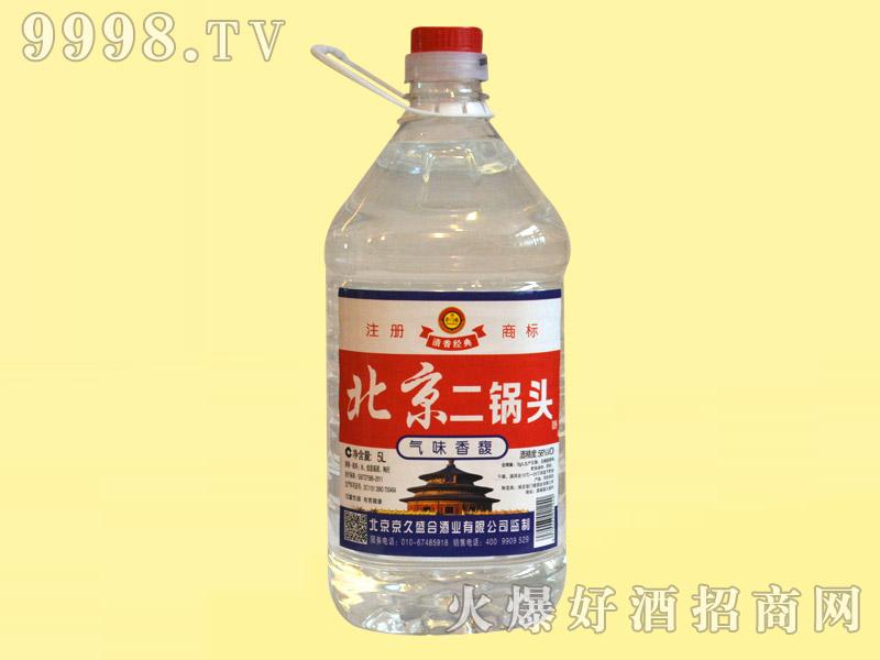 崇门楼北京二锅头桶酒56°5L