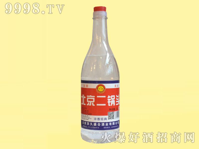 崇门楼北京二锅头桶酒2L