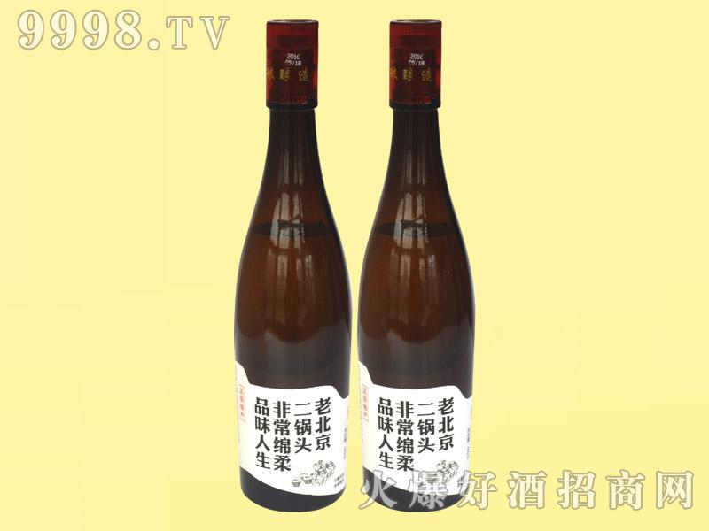 崇门楼老北京二锅头酒