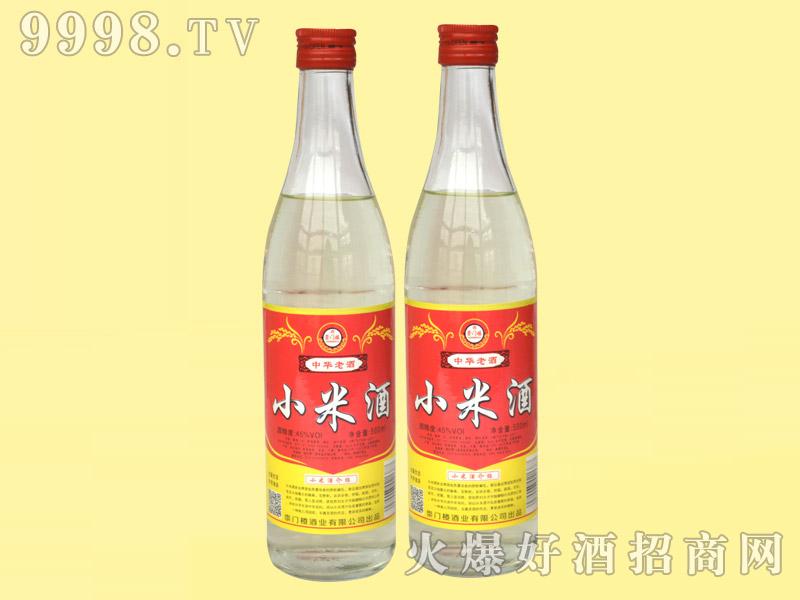 崇门楼中华老酒・小米酒45°500ml