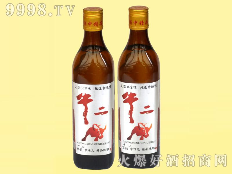 牛二精品陈酿酒