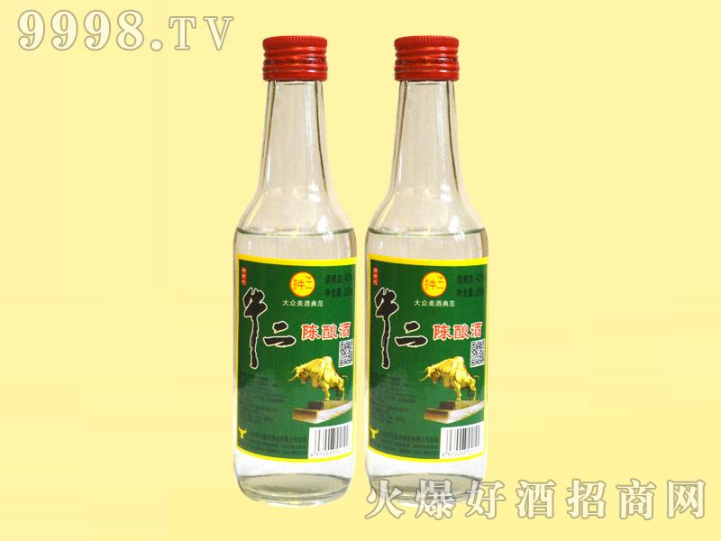 牛二陈酿酒42°250ml