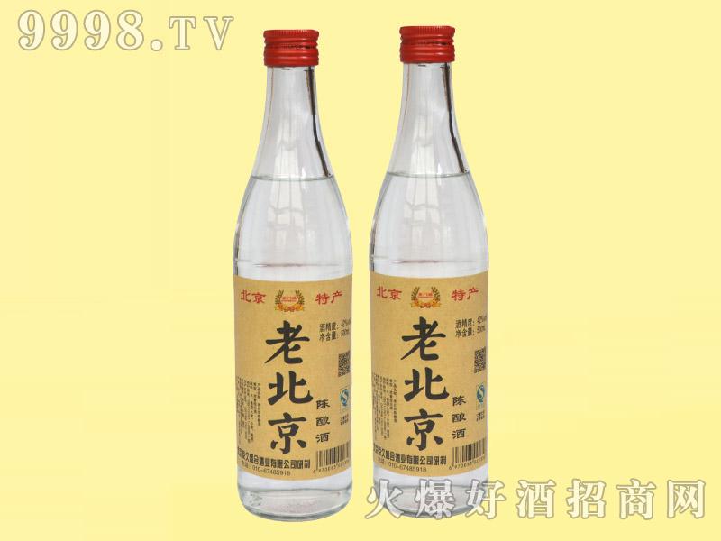 崇门楼老北京陈酿酒