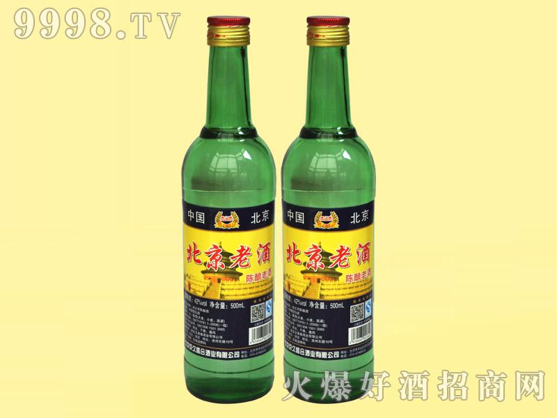 崇门楼北京老酒・陈酿老酒
