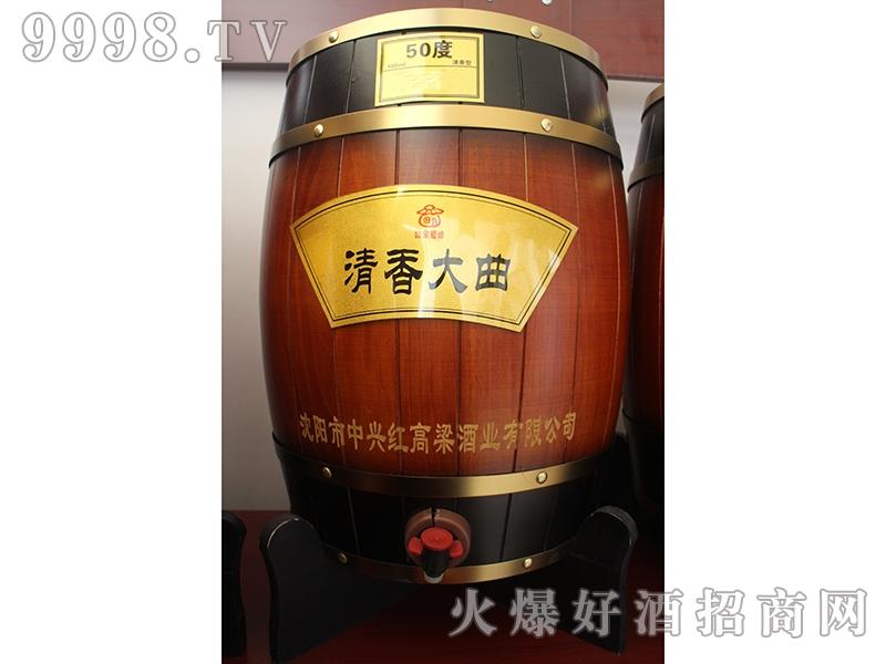 红高粱酒清香大曲