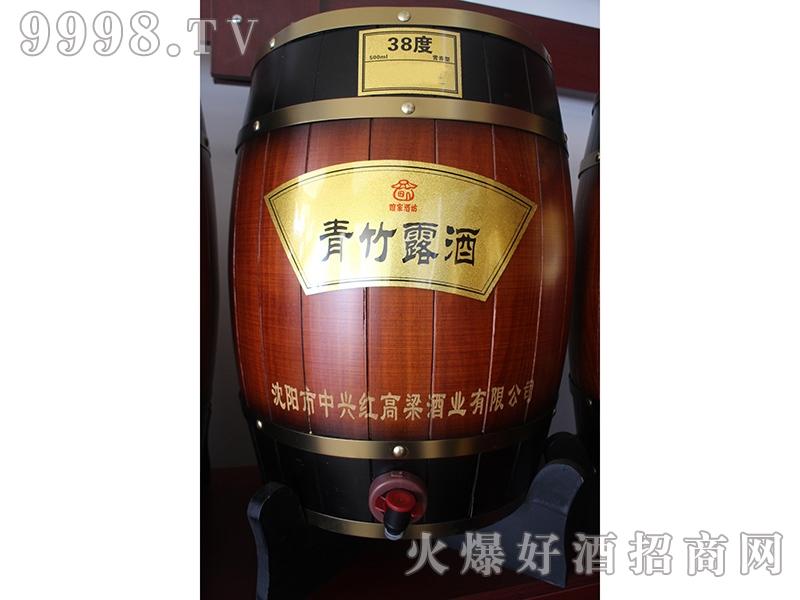 红高粱酒青竹露酒