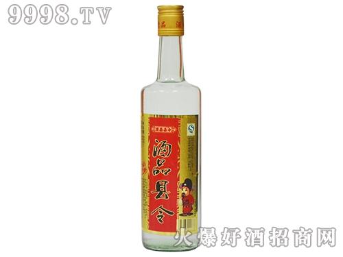 酒品县令酒52°500ml