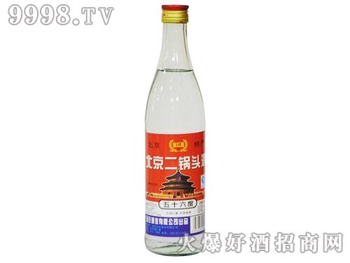 北京二锅头酒56度-500ml