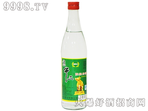 京牛二陈酿白酒