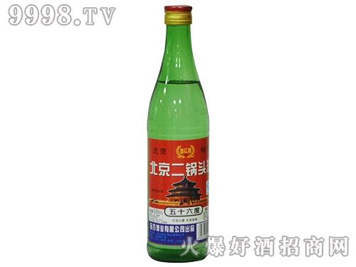 北京二锅头酒五十六度红标