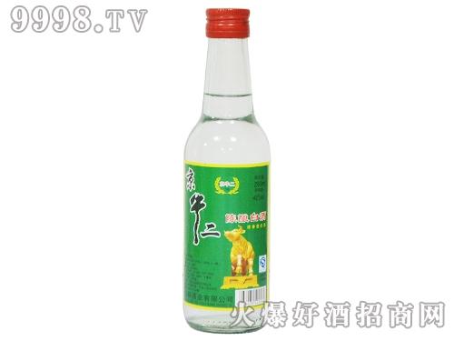 京牛二陈酿白酒-42°260ml
