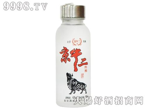 京牛二陈酿酒260ml