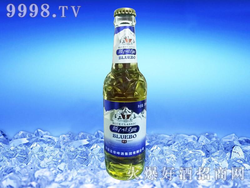 美国蓝带蓝色经典啤酒330ml