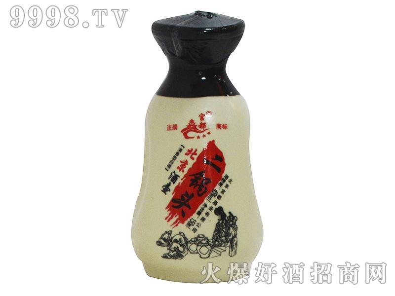 宫都酒・北京酒壶二锅头150ml