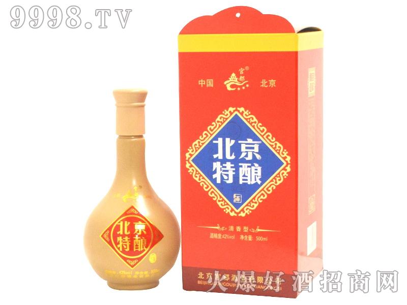 宫都酒・北京特酿盒装