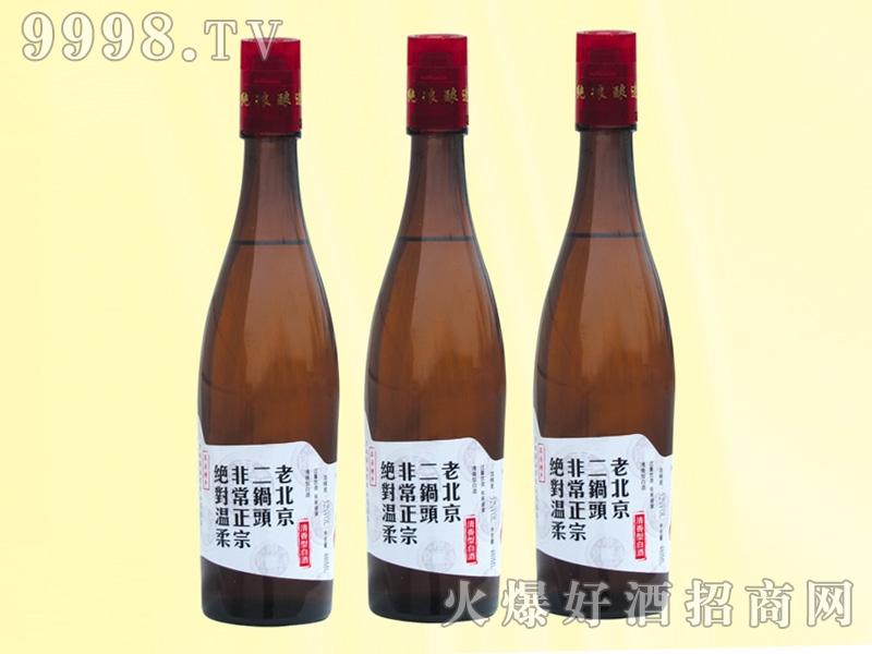 老北京二锅头酒42度 52度480ml