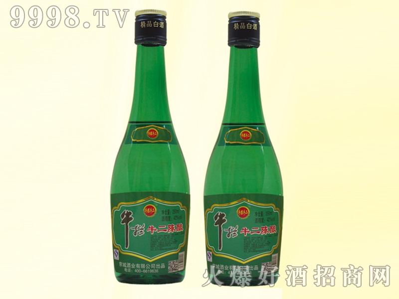 牛拦牛二陈酿酒42度250ml
