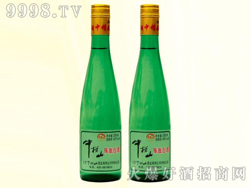 中拦山酒42度250ml绿瓶