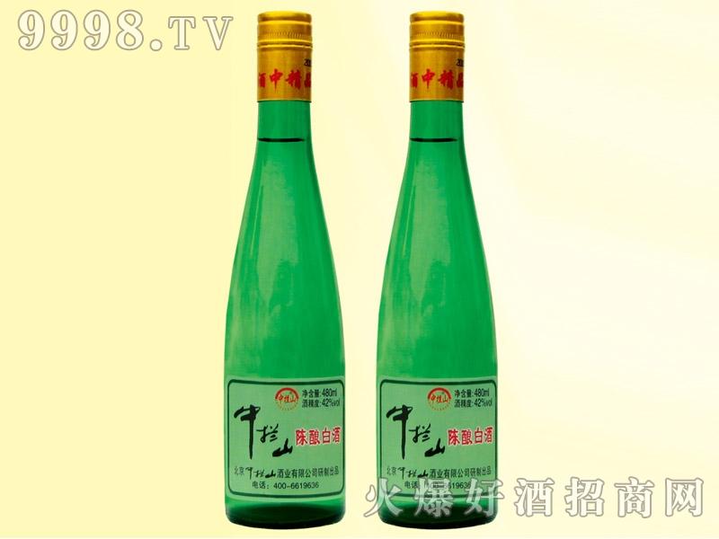 中拦山酒42度480ml绿瓶