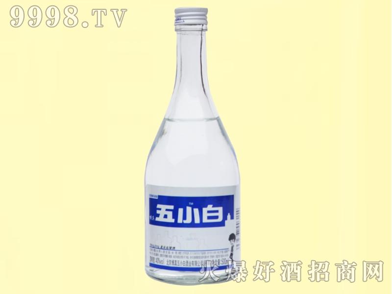 中拦山五小白高粱酒500ml