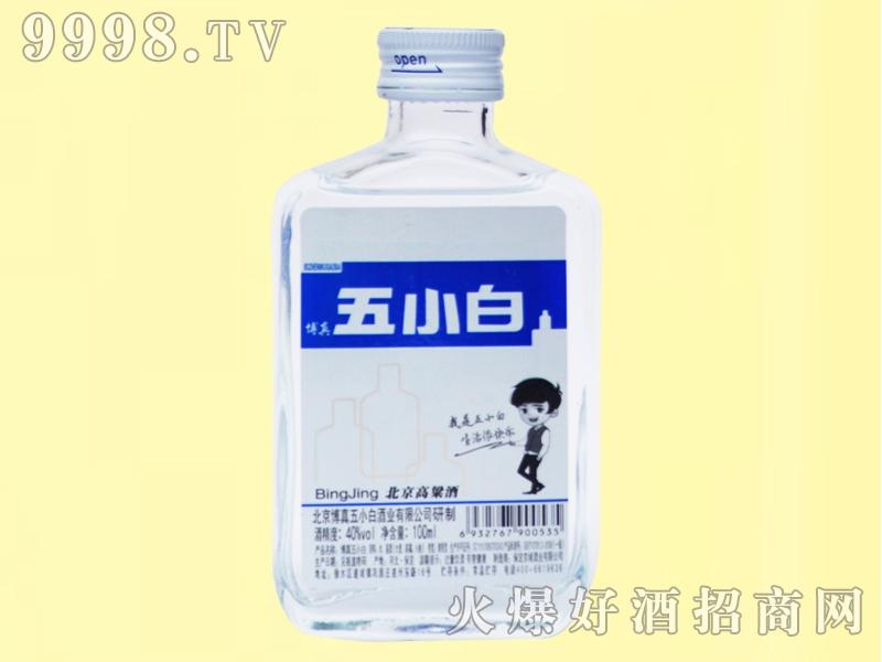 中拦山五小白高粱酒100ml