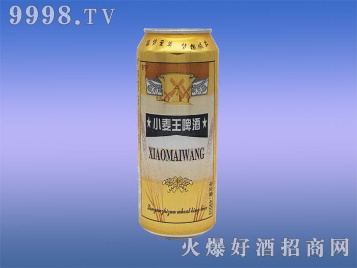 蓝韵至尊小麦王啤酒8度490ml