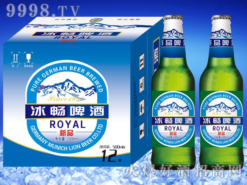 慕尼黑狮冰畅啤酒500mlx12瓶