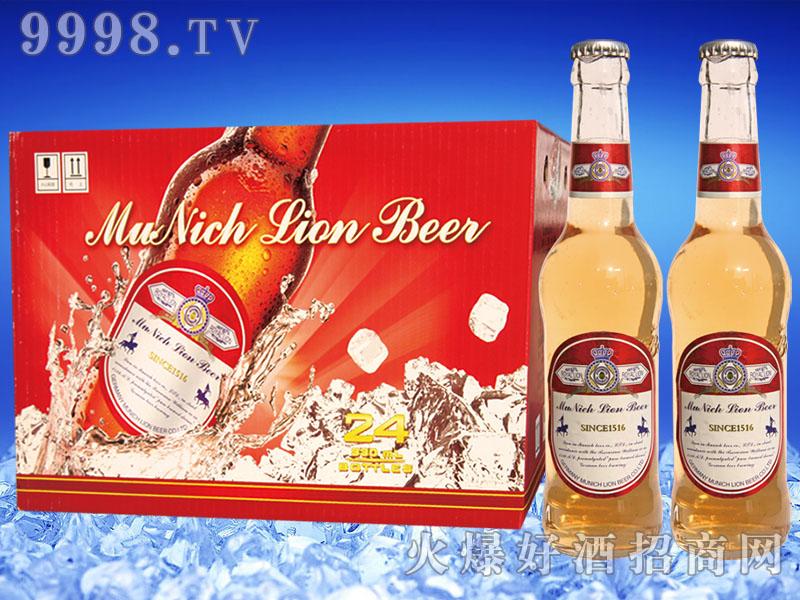 慕尼黑狮SIECE1516啤酒330mlx24瓶