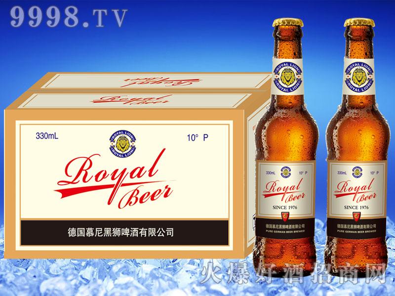 慕尼黑狮SIECE1976啤酒330mlx24瓶