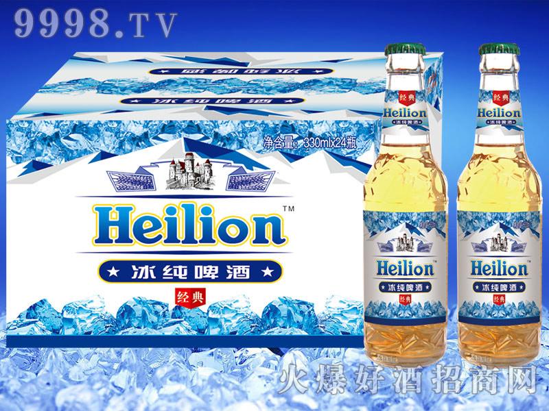 慕尼黑狮冰纯(经典)啤酒330mlx24瓶