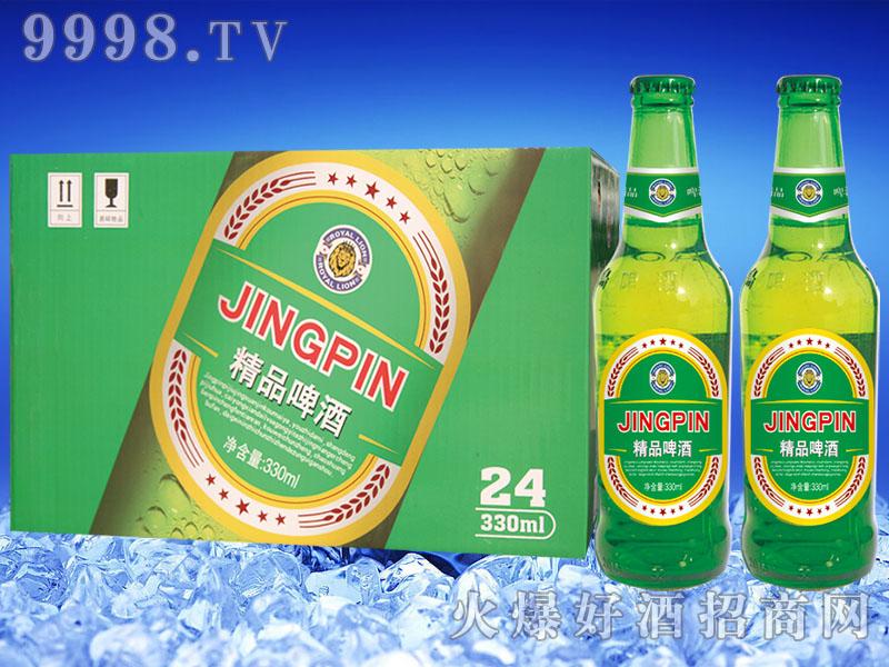 慕尼黑狮精品啤酒330mlx24瓶