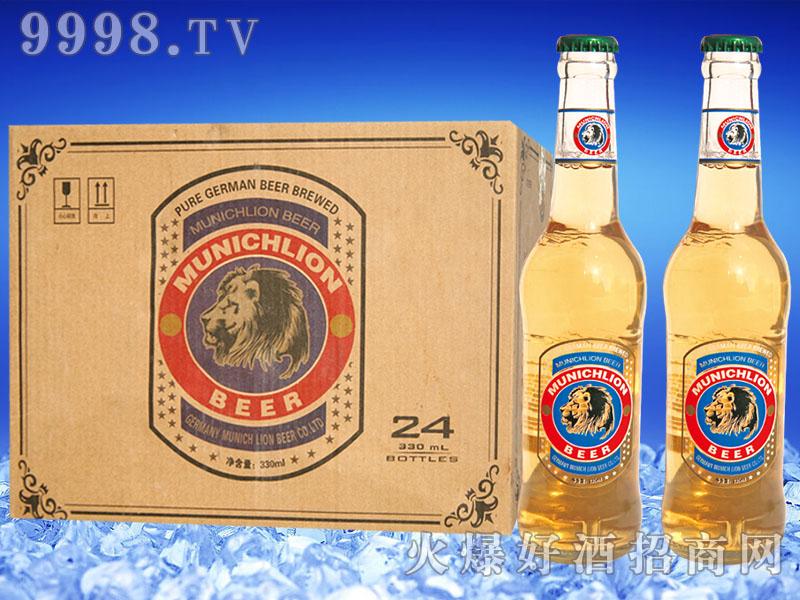 慕尼黑狮BER啤酒330mlx24瓶