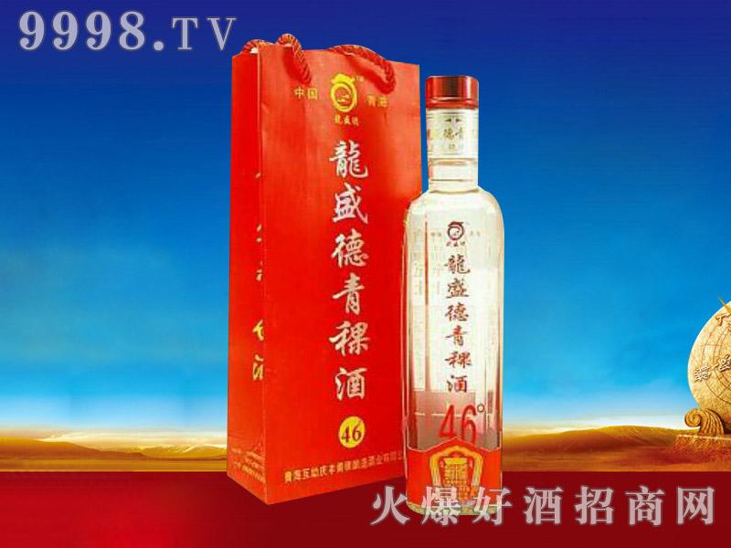 龙盛德青稞酒46度