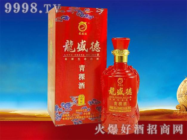 龙盛德青稞酒・高原红