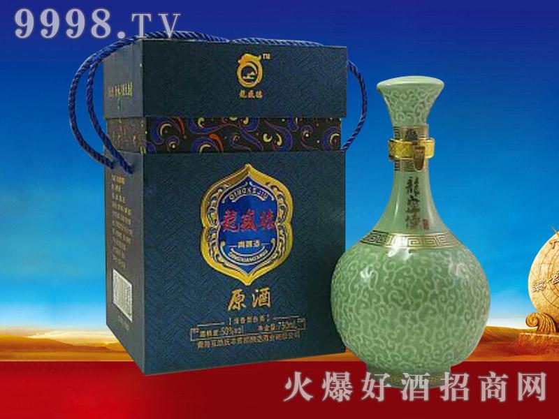 龙盛德青稞酒原酒