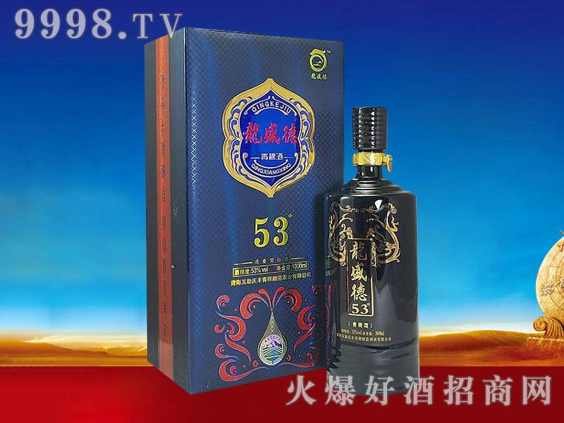 龙盛德青稞酒原酒1000