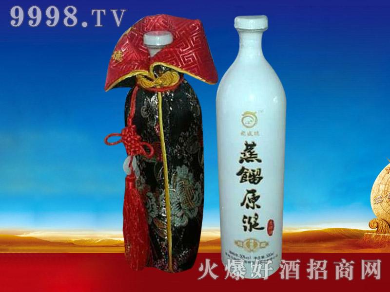 龙盛德蒸馏原浆酒(黑袋)