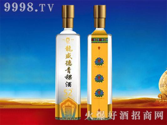 龙盛德青稞酒250高端