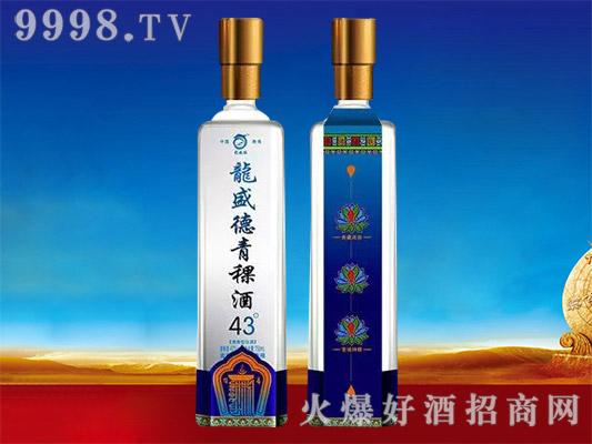 龙盛德青稞酒250