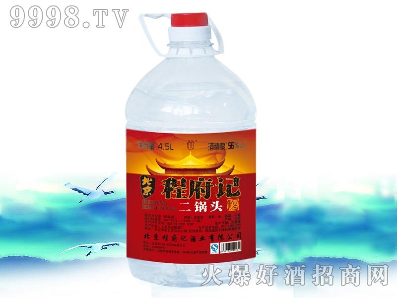 程府记北京二锅头酒4.5L