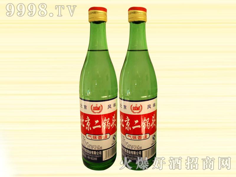 土郎中北京二锅头酒42度500ml(绿)