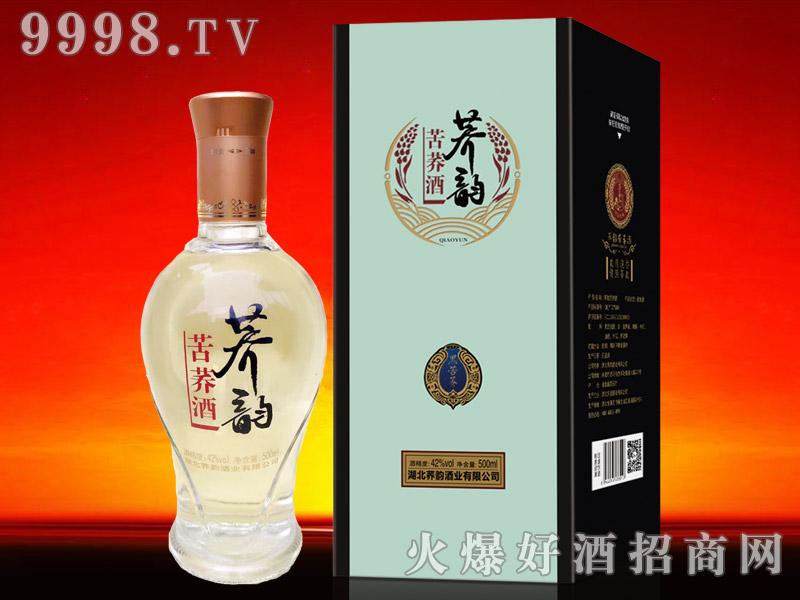 荞韵500ml黑苦荞-湖北荞韵酒业有限公司